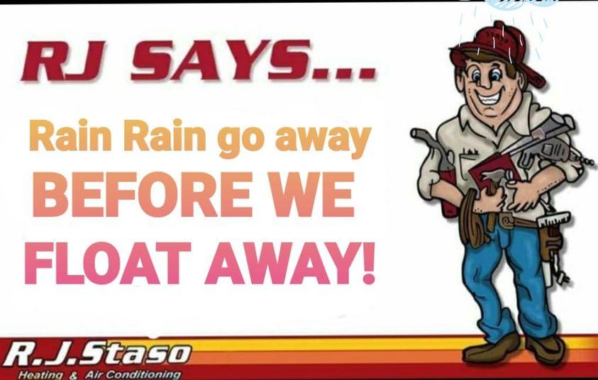 Anybody have an umbrella RJ can borrow!?